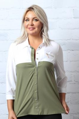 Блузка Камея 2-1 фото