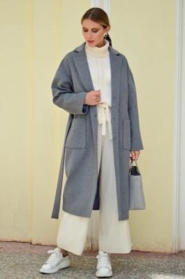 Пальто 157_GR фото