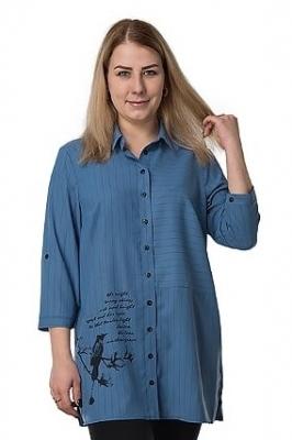 Блузка Виола 1-2 фото