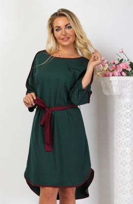 Платье из стрейча 158_PG фото