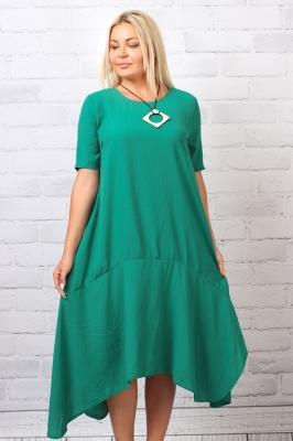 Платье из крепа 224_PZ фото