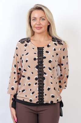 Блузка Любава 1-1 фото