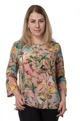 Блузка Милена 1-17 фото
