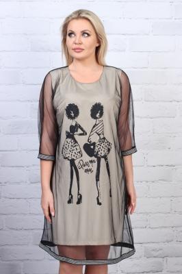 Платье 267_BZ фото