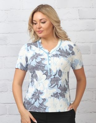 Блузка Петра 4а-3 фото