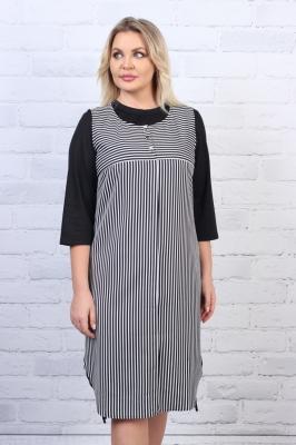 Комплект платье+блузка 264_BB фото
