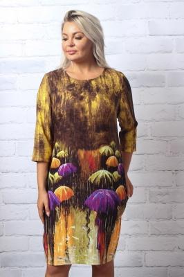 Платье 242_BR фото
