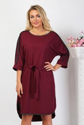 Платье из стрейча 158_PR фото