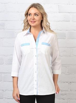 Рубашка Рита 3-11 фото