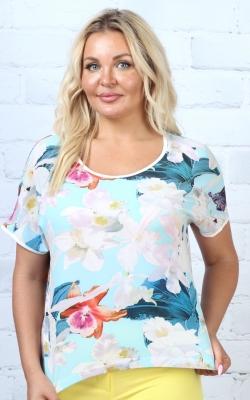 Блузка Леся 2к-3 фото