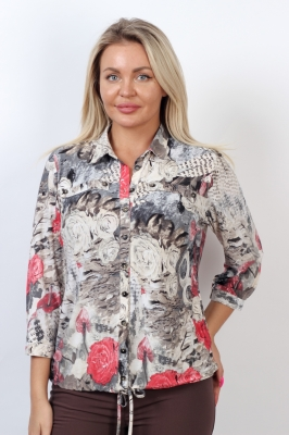 Блузка Мальта 3-10 фото