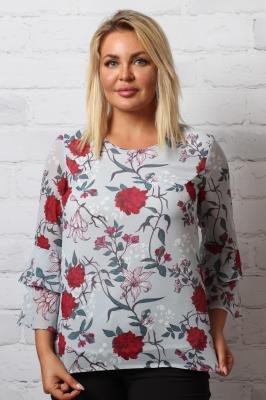 Блузка Шейла 1-3 фото
