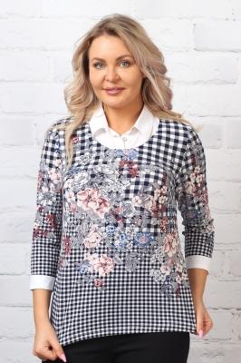 Блузка Зося 1-2 фото