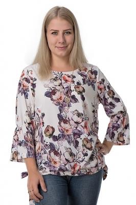 Блузка Милена 1-19 фото