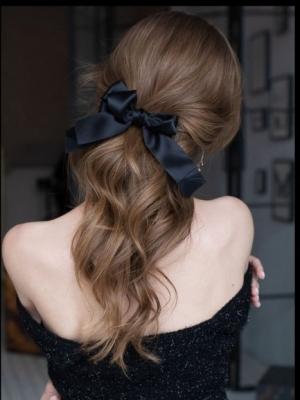 Бант для волос Ф0019 фото